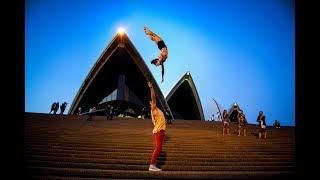 INSANE 10 MINUTE PHOTO CHALLENGE WITH CIRQUE DU SOLEIL IN AUSTRALIA (Don