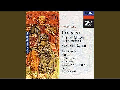 Rossini: Stabat Mater - 10. Amen