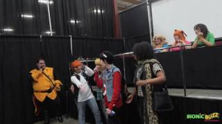 Toon Con Cosplay Contest