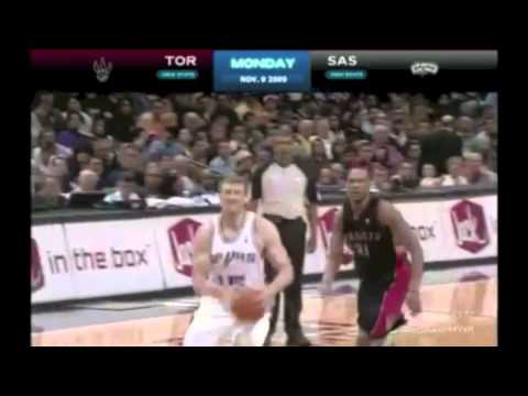 Matt Bonner- The Red Mamba