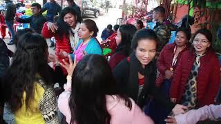 New Nepali Lok Dohori Song Rato Ghaleki ma
