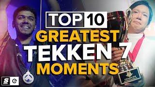 The Top 10 Greatest Tekken 7 Moments