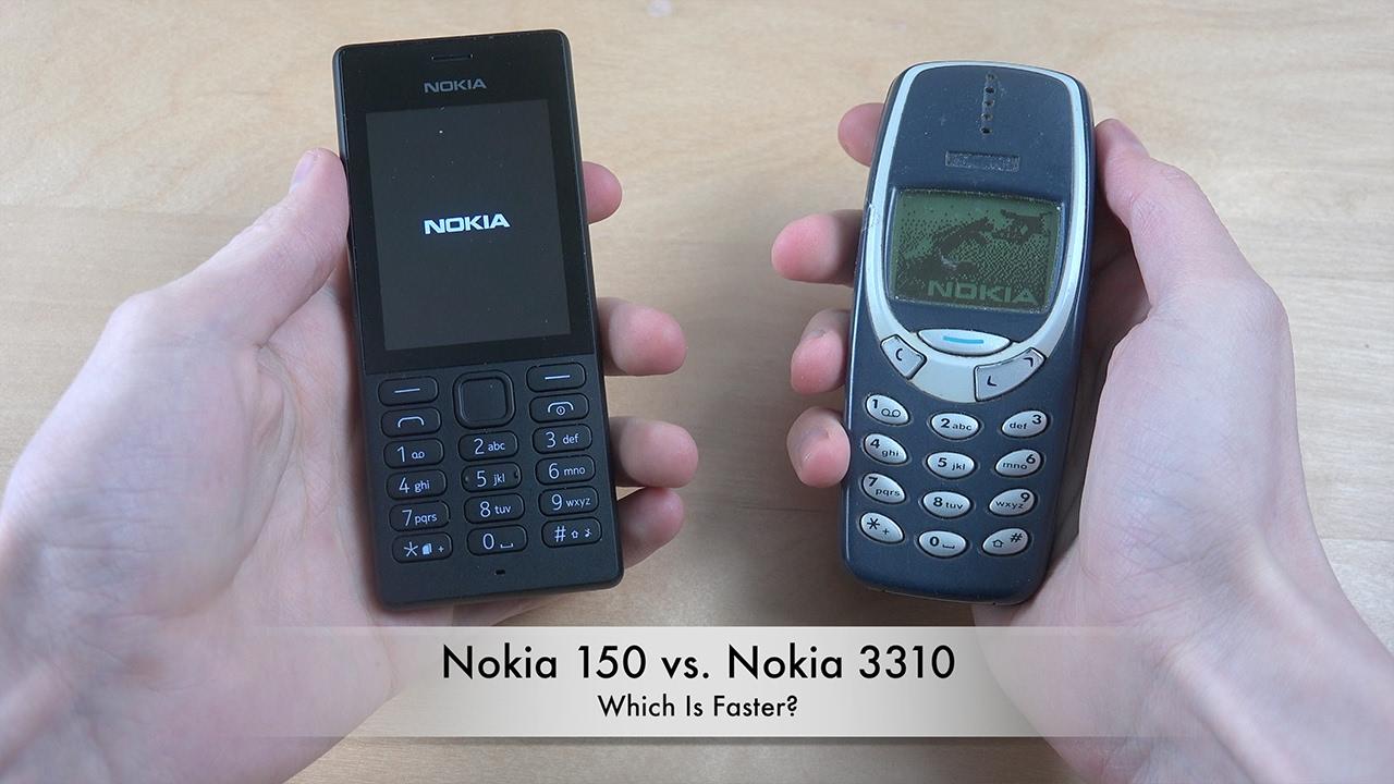 nokia 3310 vs iphone 5. Nokia 3310 Vs Iphone 5