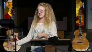 Chelsea DeLuca: Listening to Your Body - Biola University Chapel