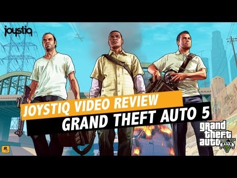 Grand Theft Auto 5 Video Review