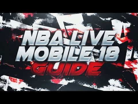 THE ULTIMATE NBA LIVE MOBILE 18 BEGINNING OF THE YEAR GUIDE!!!