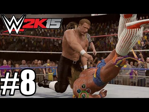 WWE 2K15 - Path of the Warrior DLC Ending...
