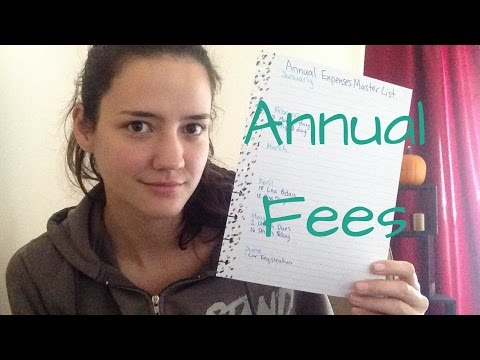 How To Never Forget An Annual Fee