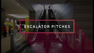 Escalator pitching at Tech in Asia Tokyo 2017 - Part 2