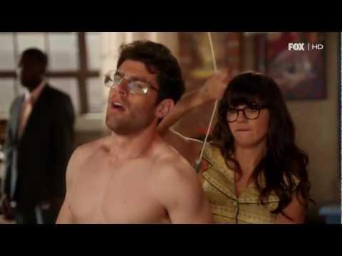 New Girl 2x01 - Una grattatina al fondoschiena