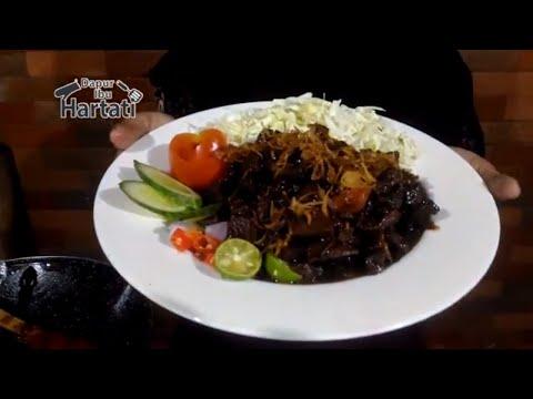 Resep Sate Goreng Daging Sapi Spesial Idul Adha | Dapur Ibu Hartati