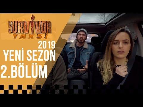Anıl ve Damla Survivor Taksi'de   2.Bölüm