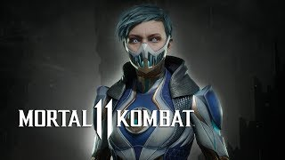Mortal Kombat 11 | Official Frost Gameplay Reveal Trailer