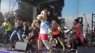 Dance moves kids fest