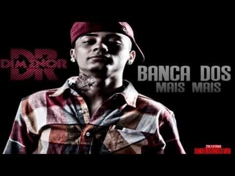 Mc Dimenor DR   Banca Dos Mais Mais   Música nova 2013 Previa)