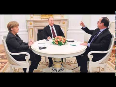 Merkel, Hollande, Putin, Poroshenko to hold Ukraine summit in Minsk