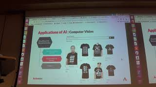 Open Source AI/ML technologies and applications for product development - FOSSASIA 2018