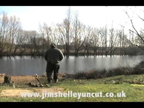 Jim Shelley on Watercraft