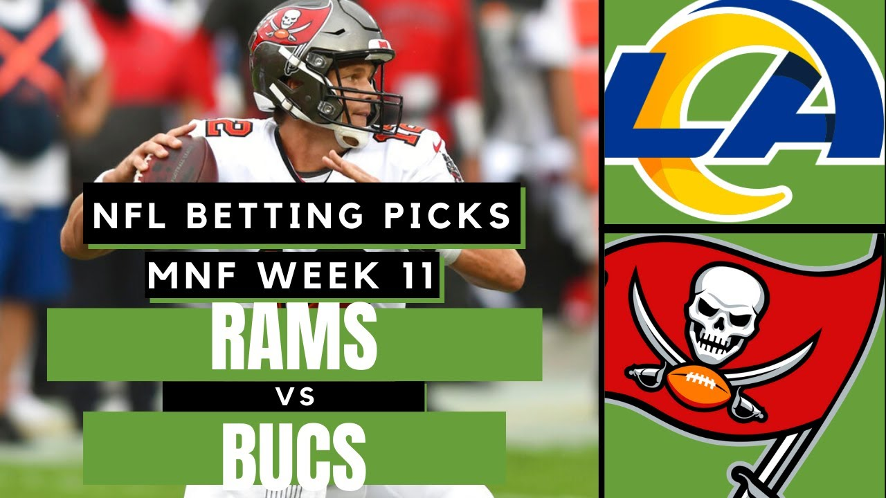 Best bets for Rams vs. Buccaneers on Monday Night Football