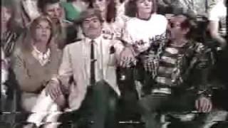 ¿QUE NOS PASA? ¡QUEREMOS ROCK! El Flanagán en MEXICO 86 con el Genial Hector Suarez