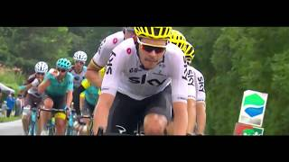 Luke Rowe | Geraint Thomas | #TDF2018