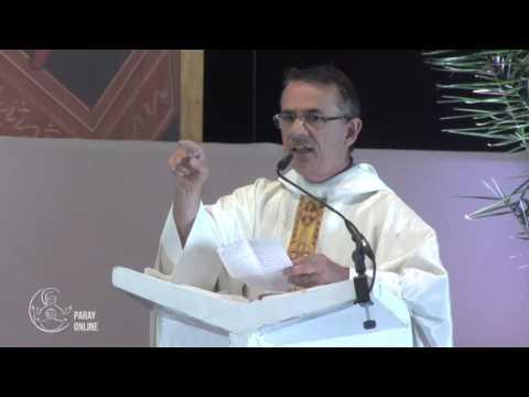 Homélie du Père Gabriel Priou - 05 Août