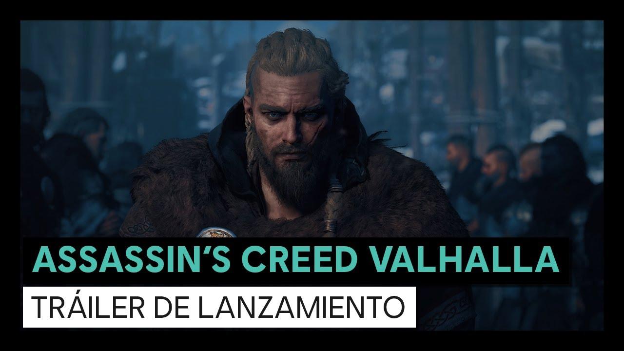 ASSASSIN'S CREED VALHALLA: TRÁILER DE LANZAMIENTO