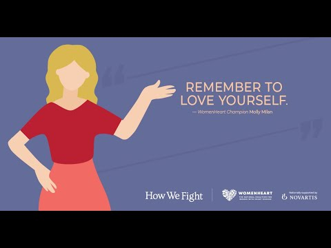 How do I deal with guilt and shame from heart failure? – Molly #HowWeFight