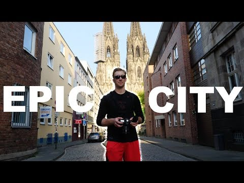 JUST ARRIVED in COLOGNE GERMANY! *Epic City*