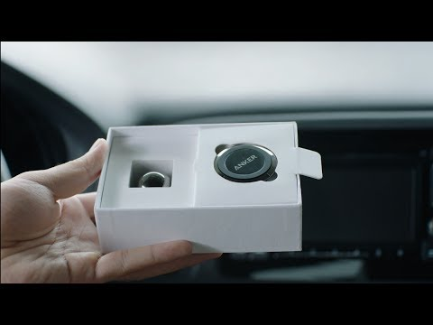 How to Install Anker Universal Magnetic Car Mount