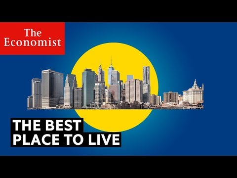 Where is the world's most liveable city? | The Economist