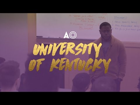 Anthony ONeal - University of Kentucky