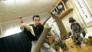 Kenjutsu - The Art of the Sword① 剣術~活人剣①~