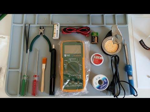 Elektronik Başlangıç Seti İncelemesi_İnceleme Videosu -10-