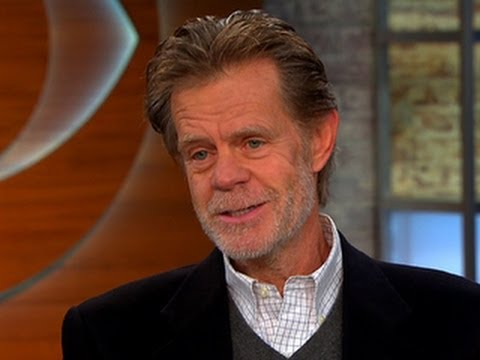 "William H. Macy: ""I just signed a new contract"" for ""Shameless ..."