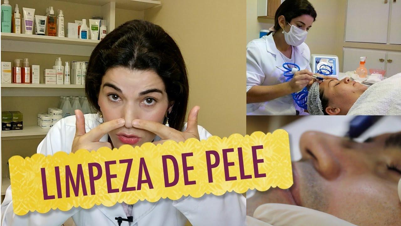 Limpeza De Pele Em Clinica De Estetica Patricia Elias Estetica