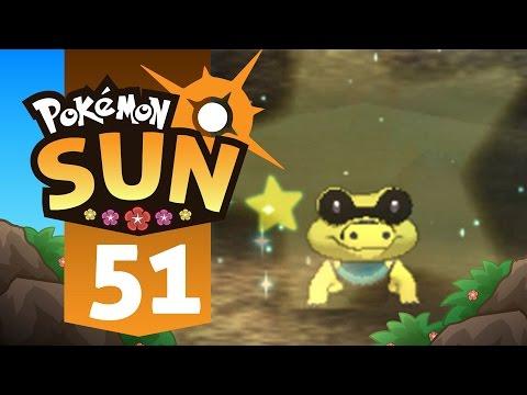 """""""SHINY SANDILE"""" Pokémon Sun Play Through Ep 51"""