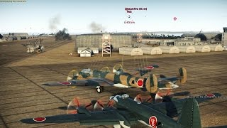 War Thunder- RUNWAY MADNESS! - War Thunder Custom Battle