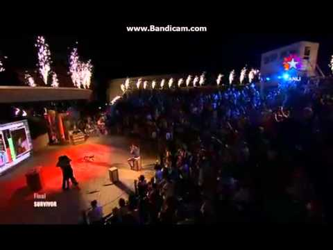 Survivor 2014 - Turabi'nin Sampiyon Oldugu O Anlar...