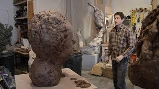 Poat Sculpture | Avner Levinson