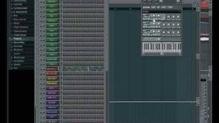 Stolen shine (Radio edit-- fl studio project)