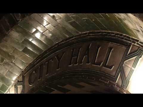 ⁴ᴷ Abandoned City Hall Loop Station (6/25/17)