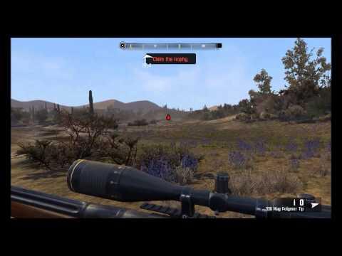 Cabelas Big Game Hunter Pro Hunts - Sniper Achievement