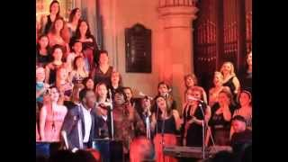 Stand by James Dale & Argentina Gospel Choir