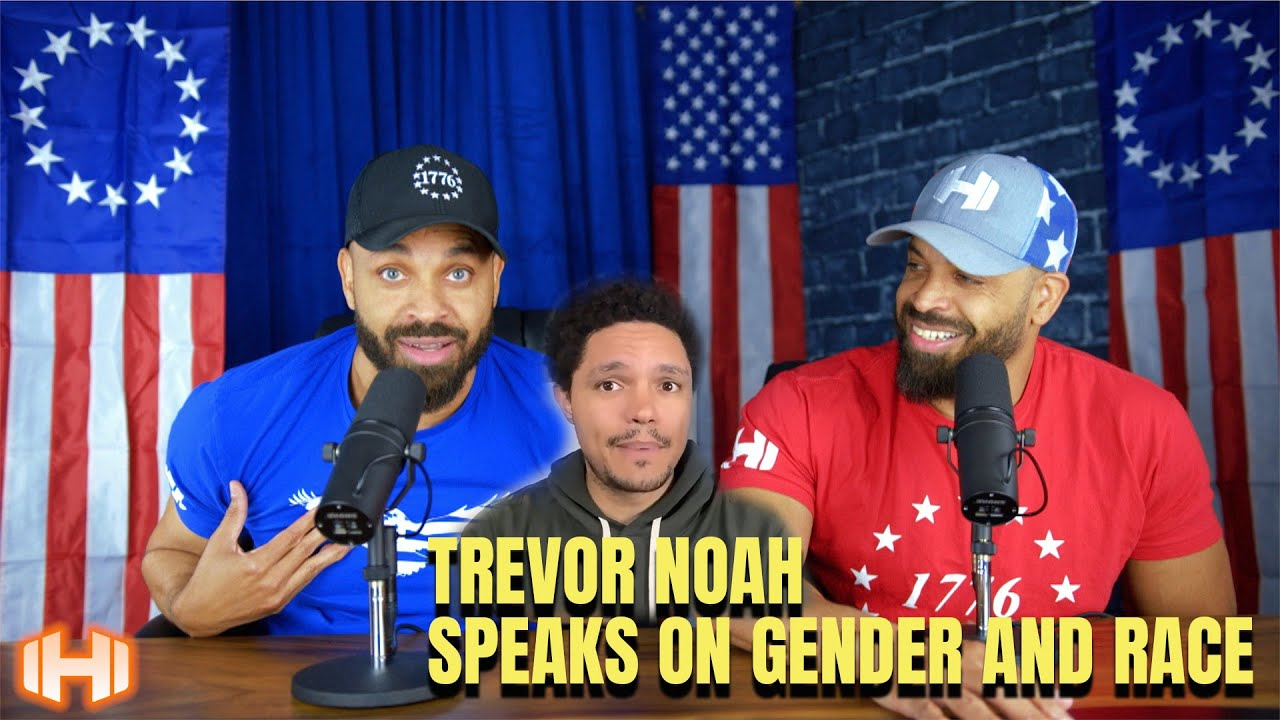 Trevor Noah Speaks On Gender And Race