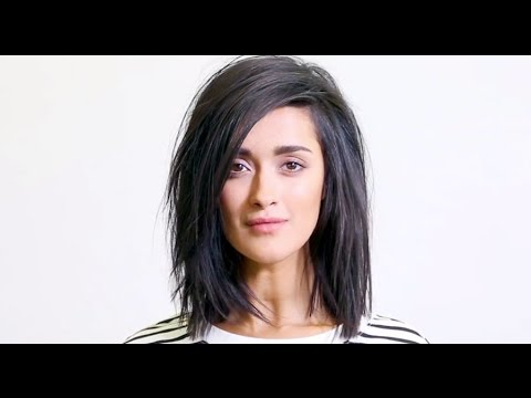 How To Create Seabreezy Texture On Straight Hair With Bumble And