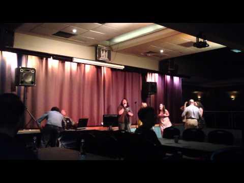 River Deep, Mountain High - Karaoke - Alison Ryan