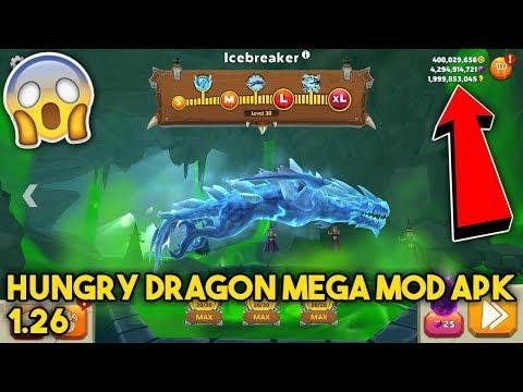 download hungry dragon mod versi terbaru