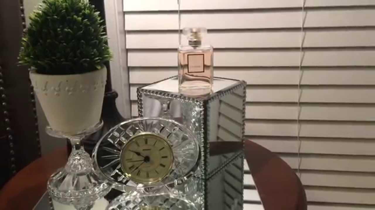 Dollar Tree Mirrored Box Diy Super Easy Youtube
