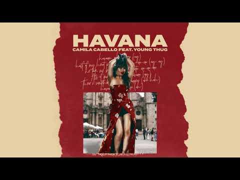 Havana Camila Cabello 1 Hour (No Rap Version)